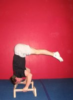 Handstand push up - freestanding